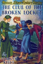 The Clue of the Broken Locket, Carolyn Keene
