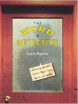The Word Detective, Evan Morris