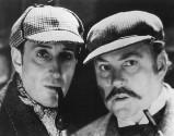 Basil Rathbone & Nigel Bruce